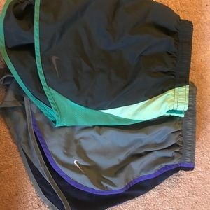 Pair of Nike dri fit athletic shorts!
